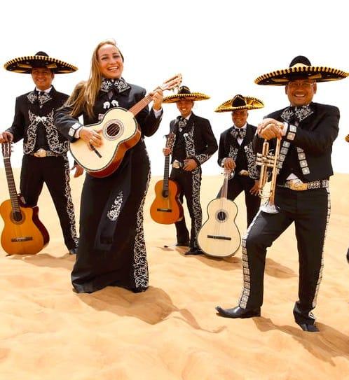Dubai Mexican Mariachi Band