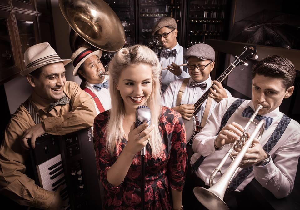 Swing Revue in Dubai