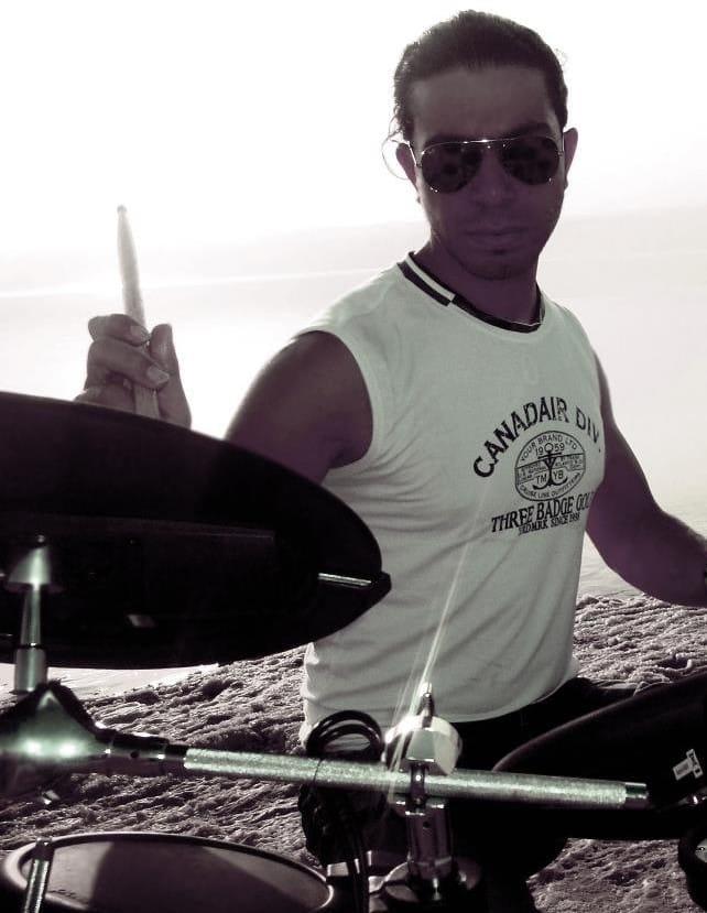 UAE Drummer