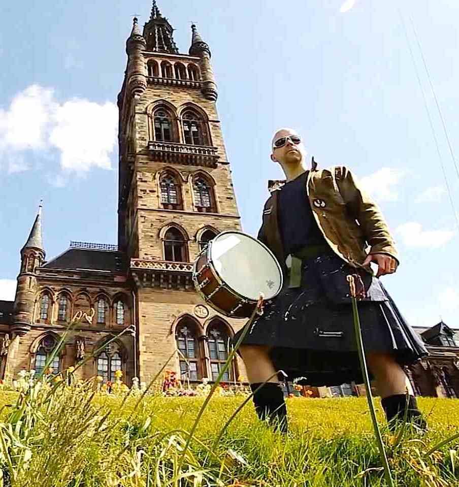 Scottish Bands: Scottish Band And Dancers In Dubai