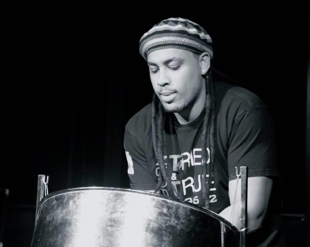 Steelpan-Drummer-Dubai